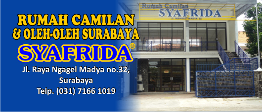 Rumah Camilan dan Oleh-oleh Surabaya